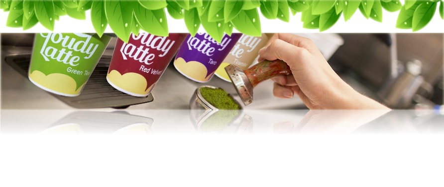 cloudy latte - specialty foods importer company